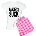 Fascists Suck Women's Light Pajamas