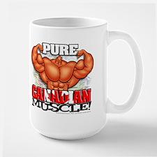 Pure CANADIAN Muscle! - Large Mug