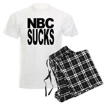 NBC Sucks Men's Light Pajamas