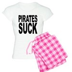 Pirates Suck Women's Light Pajamas