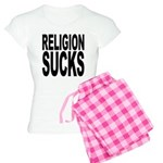 Religion Sucks Women's Light Pajamas