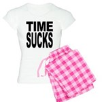 Time Sucks Women's Light Pajamas