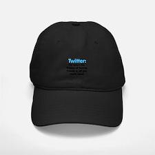 Twitter friends Baseball Hat