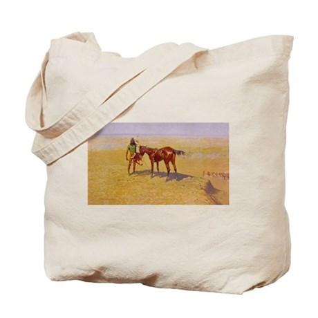 Ridden Down Tote Bag