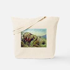 The Apache Tote Bag