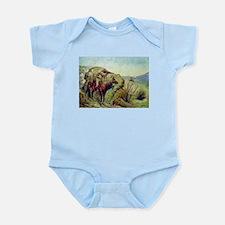 The Apache Infant Bodysuit
