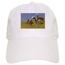 The Smoke Signal Baseball Cap