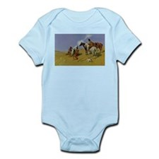 The Smoke Signal Infant Bodysuit