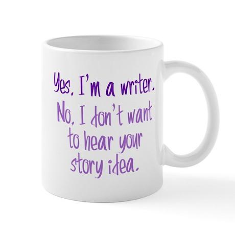 Writers and Story Ideas Mug
