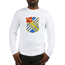 DUI - 2nd Bn - 18th FA Regt Long Sleeve T-Shirt