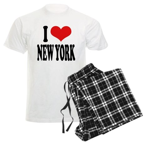 I * New York Men's Light Pajamas