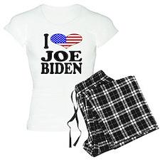 I Love Joe Biden Pajamas