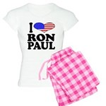 I Love Ron Paul Women's Light Pajamas
