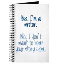 Writers and Story Ideas Journal