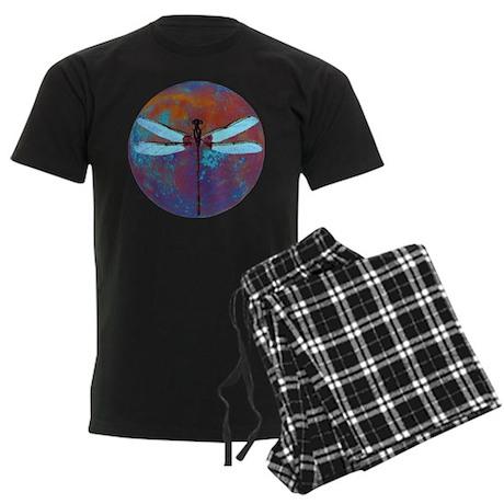 Dragonflight Men's Dark Pajamas