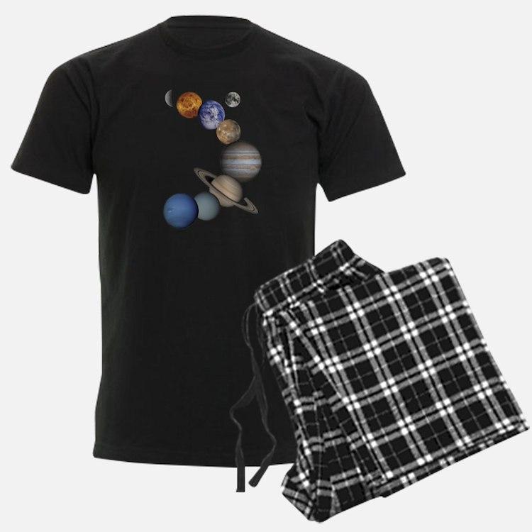 Planet Swirl Pajamas