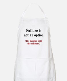 Software Failure Apron