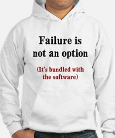 Software Failure Hoodie