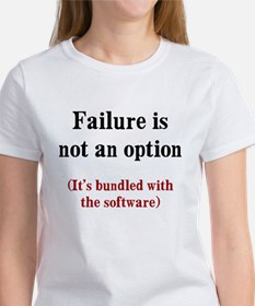 Software Failure Tee