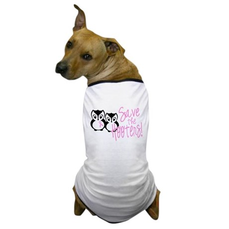 Save the Hooters Dog T-Shirt