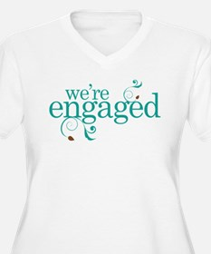 Engagement We're Engaged T-Shirt
