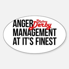 Anger Management Decal