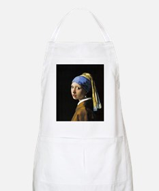Girl with a Pearl Earring Apron