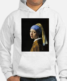 Girl with a Pearl Earring Hoodie
