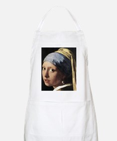 Girl with a Pearl Earring (de Apron