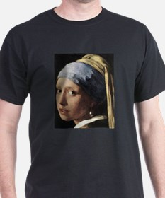 Girl with a Pearl Earring (de T-Shirt