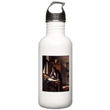 The Geographer Sports Water Bottle