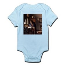 The Geographer Infant Bodysuit