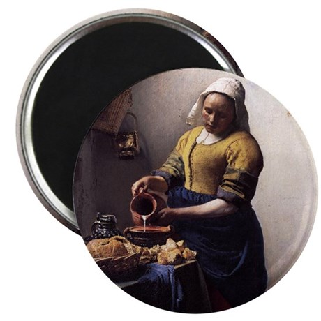 The Milkmaid Magnet
