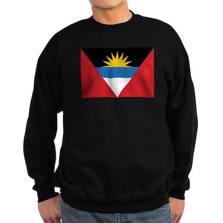 Antigua Flag Sweatshirt (dark)