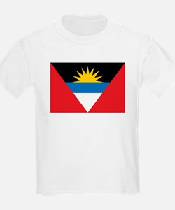 Antigua Flag T-Shirt