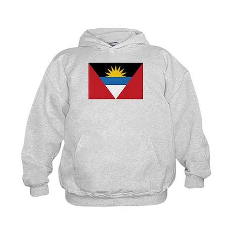Antigua Flag Kids Hoodie