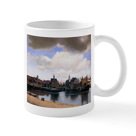 View of Delft Mug