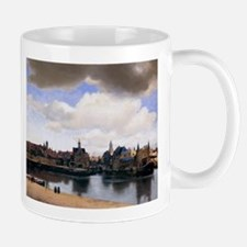 View of Delft Mug
