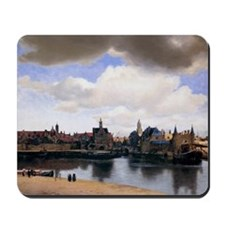 View of Delft Mousepad