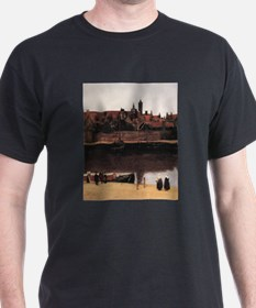 View of Delft (detail) T-Shirt