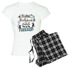 Digital Scrapbook Addict Pajamas