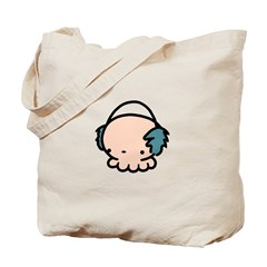 Chilly Octopus Tote Bag