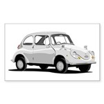 Subaru 360 Rectangle Sticker