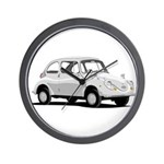 Subaru 360 Wall Clock