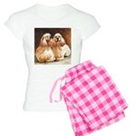 Cocker Spaniels Women's Light Pajamas