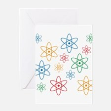 C is for Chemistry Greeting Card