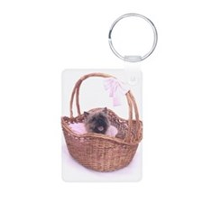 Baby Cairn Terrier Keychains