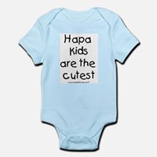 Hapa Kids Infant Bodysuit