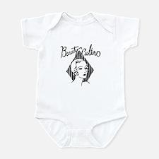 Art Deco Beauty Infant Creeper