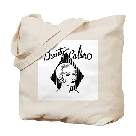 Art Deco Beauty Tote Bag